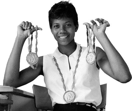 Wilma Rudolph Oro Olimpiadi