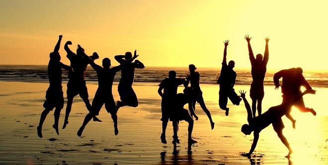 Gruppo dei pari felicità