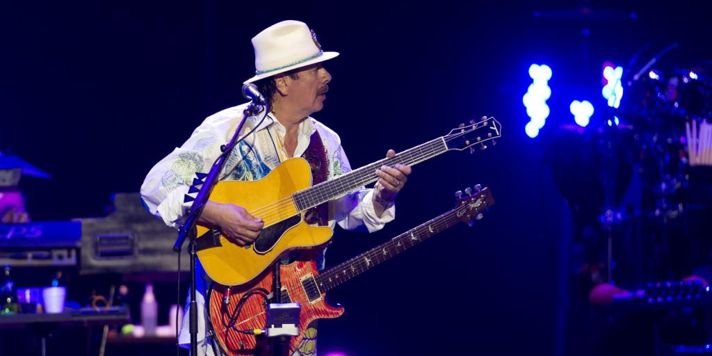 Santana chitarra