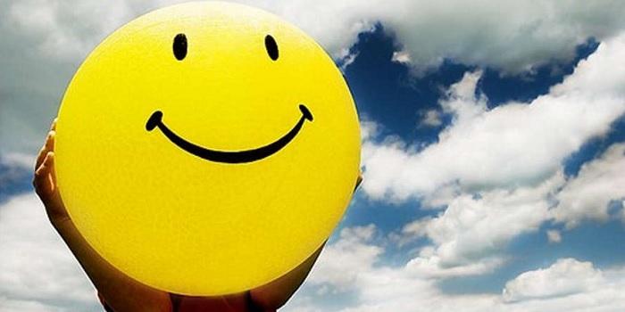 felicità pensiero positivo