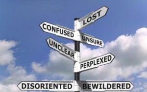 paura incertezza alternative opzioni